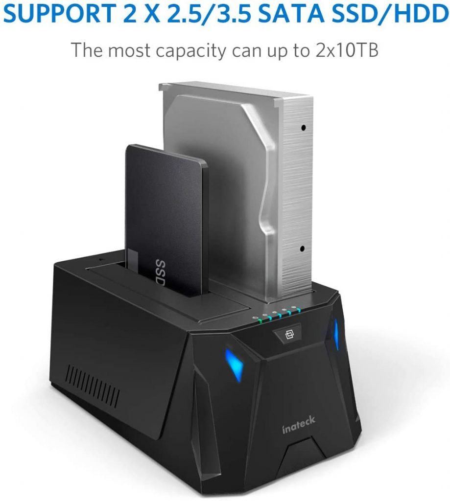 inateck station accueil usb 3.0