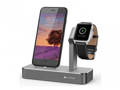 iVAPO 2 en 1 Station pour Apple Watch et iPhone. Avis