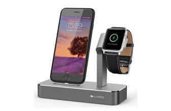 iVAPO 2 en 1 Station pour Apple Watch et iPhone. Avis