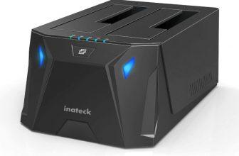 Inateck FD2005C Avis et Test : Une bonne station d'accueil disque dur pas chère ?