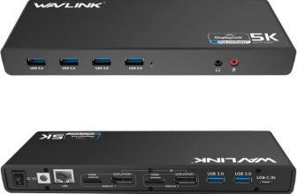 Wavlink Station d'accueil Avis et Test : Parfaite pour ajouter des écrans ?